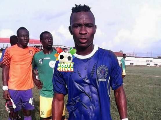 Kofi Owusu - Blue