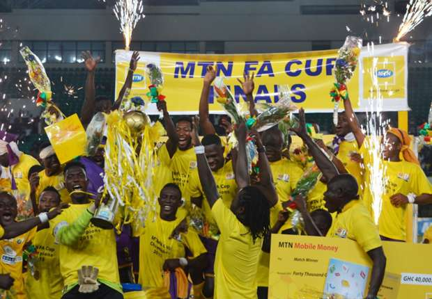 AIMING HIGHER: 'Retaining the FA Cup was not our top priority' - Medeama SC  | Footy-GHANA.com