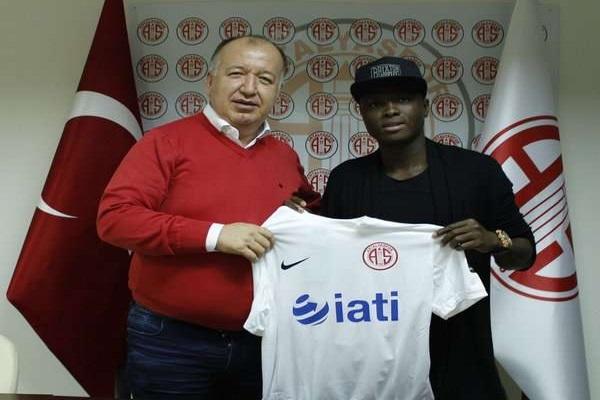 Samuel Inkoom joins Antalyaspor