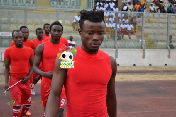 Jackson Owusu - Footy-Ghana