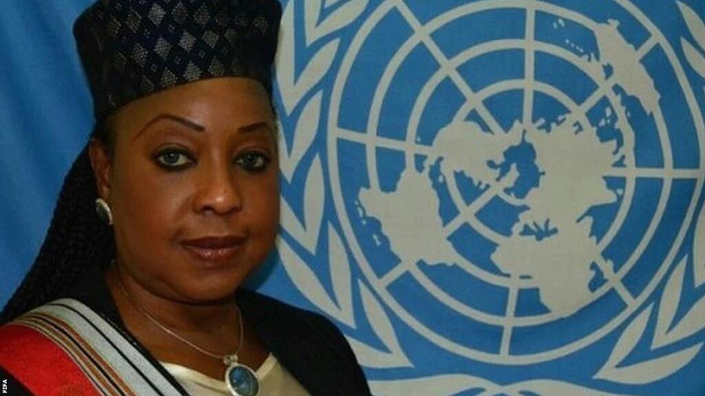 Fatma - FIFA Sec. General