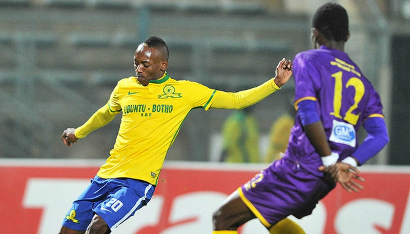 Sundowns v Medeama1