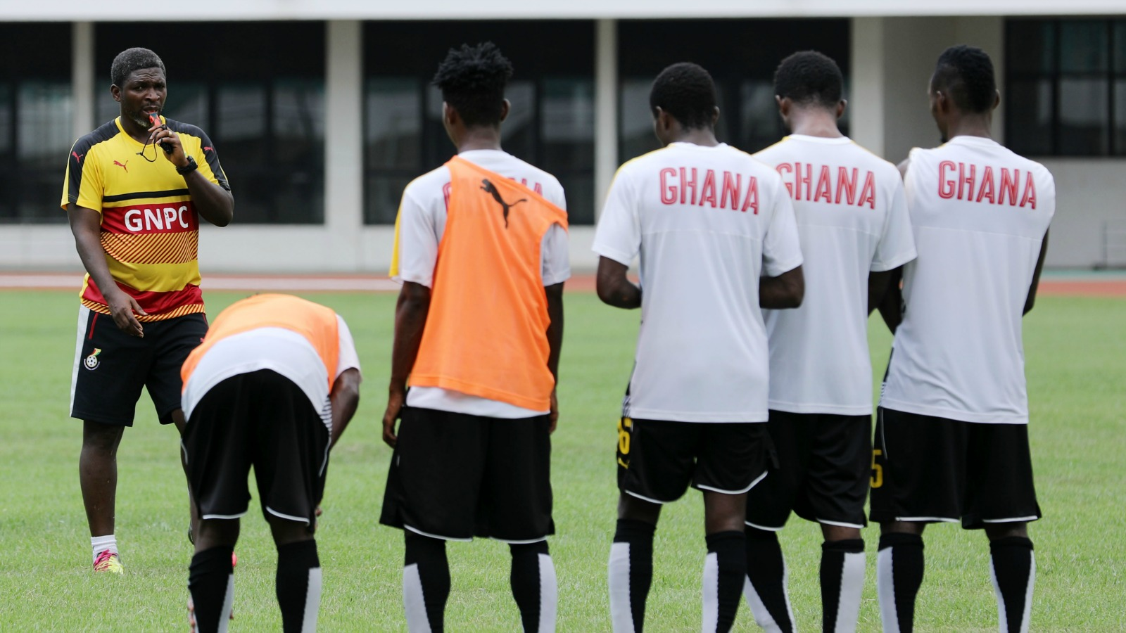 the best attitude 9744a ba69d Konadu forced to revise Local Black Stars squad for Namibia ...
