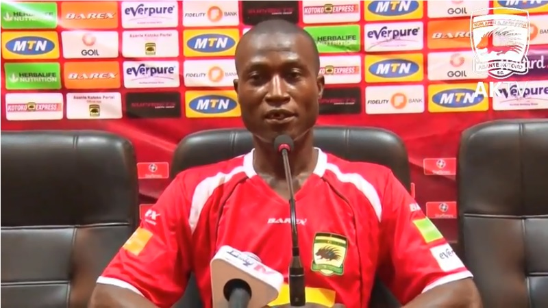 Asante Kotoko want to qualify for Caf Champions League - Akakpo Patron
