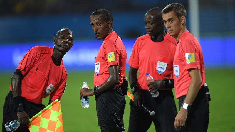 2019 Africa Cup of Nations: 56 Match Officials selected pre-tournament training camp