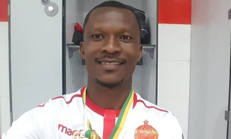 CAF Confederations Cup: Kotoko set to add Daniel Nii Adjei and 3 others to 26-man squad