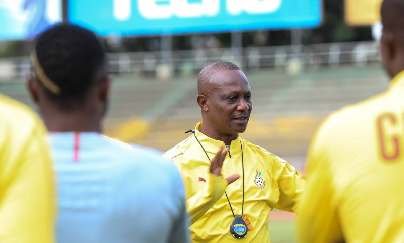 Image result for kwesi appiah coach