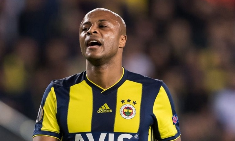Fenerbahce warned against making Andre Ayew stay permanent | Footy-GHANA.com