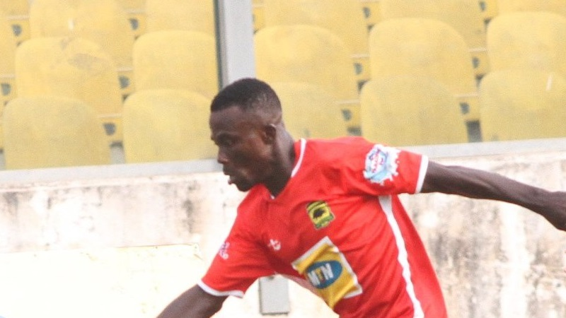 CAF Confederation Cup: Kotoko's Augustine Sefah ruled out of Coton Sport clash in Kumasi