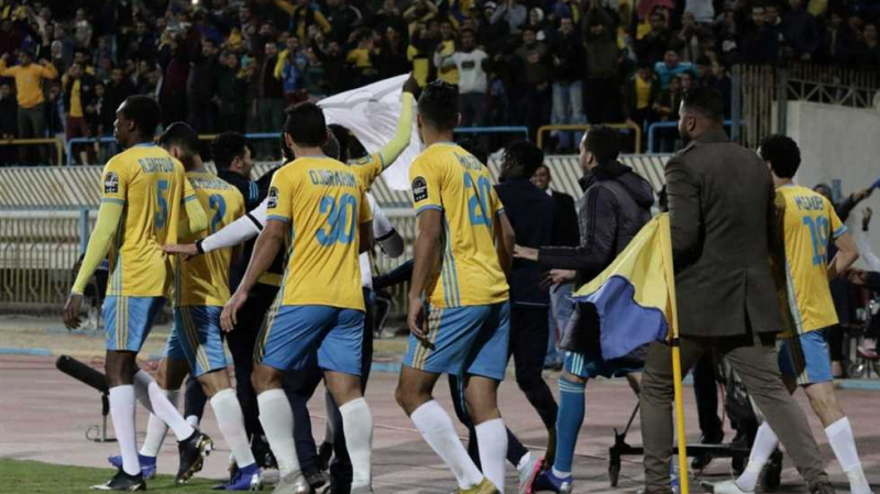 CAF re-instate Egyptian giants Ismaily SC into Champions League