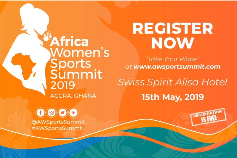 Africa Women's Sports Summit: How to register - Footy-GHANA com