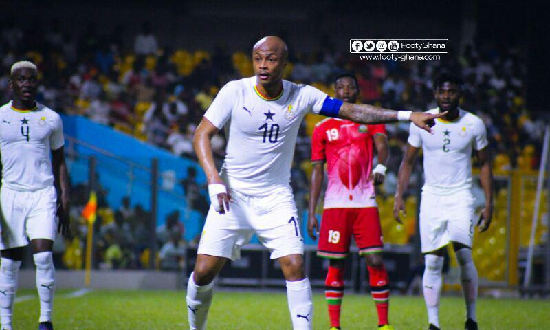 2019 Africa Cup of Nations: Ghana is united for one purpose - Andre Ayew