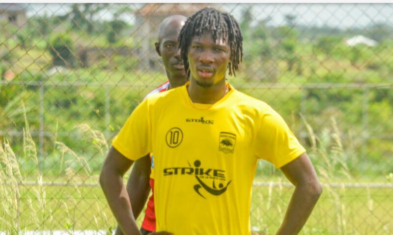 Special Competition: Kotoko's Sogne Yacouba a doubt for Hearts clash
