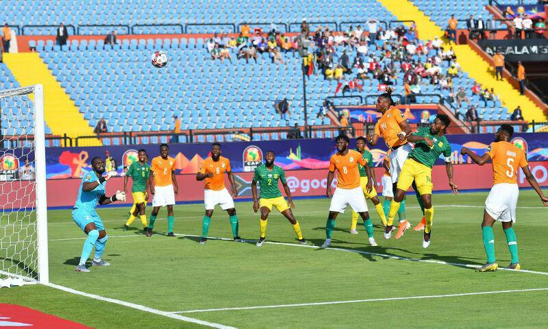 Image result for afcon ivory coast vs south africa