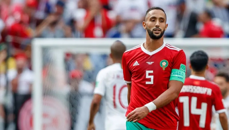 afcon 2019 benatia returns to lead morocco as captain. Black Bedroom Furniture Sets. Home Design Ideas